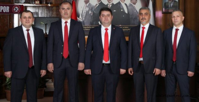 """CUMHURİYETİMİZİN 97. YILI KUTLU OLSUN"""