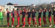 Kömürspor 2-1 mağlup oldu